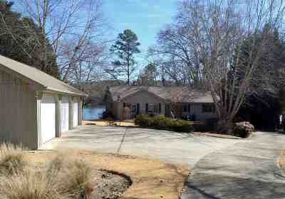 Single Family Home For Sale: 246 Madison Shores Drive