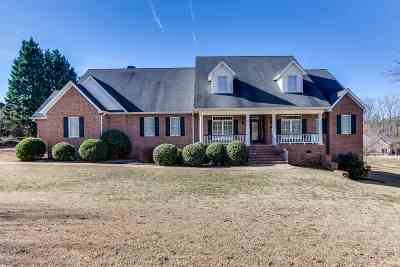 Anderson Single Family Home For Sale: 402 Oakmont Drive