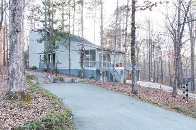 Keowee Key Single Family Home For Sale: 2 Captain Lane