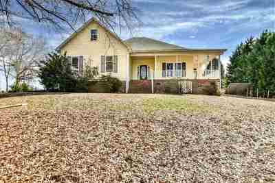 Piedmont Single Family Home For Sale: 710 Osteen Hill Drive