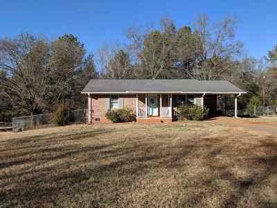 Belton Single Family Home Under Contract: 1337 Whiten Road
