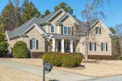 Piedmont Single Family Home For Sale: 105 Birch Meadow Drive