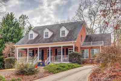 Clemson Single Family Home For Sale: 207 Knollwood Dr