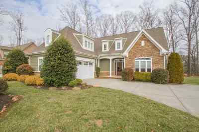 Williamston Single Family Home For Sale: 112 Waltzing Vine