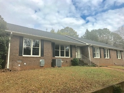 Anderson Single Family Home For Sale: 106 Longview Drive