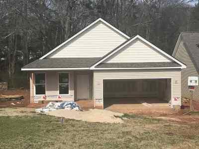 Pendleton Single Family Home For Sale: 201 Magnolia Lane