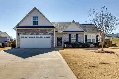 Single Family Home Contingency Contract: 105 Wimberly Court