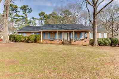 Holly Creek Single Family Home Under Contract: 503 Holly Creek Drive