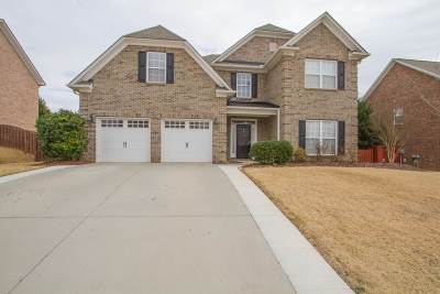 Rockwell Plantation Single Family Home Contingency Contract: 4 Fawn Hill Drive