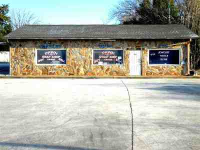Walhalla Commercial For Sale: 3810 Blue Ridge Boulevard