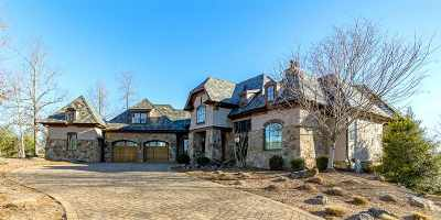Single Family Home Contingency Contract: 724 Cliffs Vista Parkway