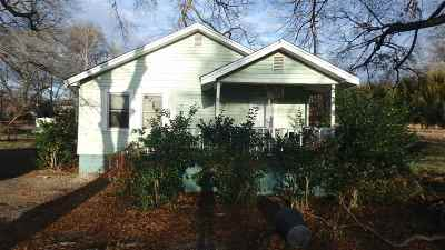 Williamston Single Family Home For Sale: 4 Prince St.