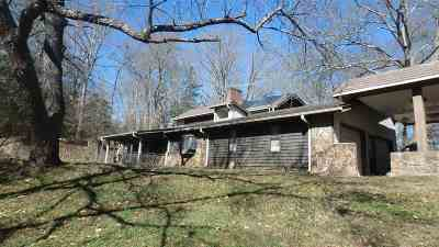 Single Family Home For Sale: 150 N Fishtrap