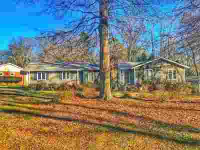 Heritage Hills Single Family Home For Sale: 1402 Pioneer Drive