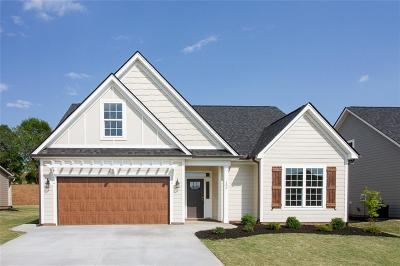 Anderson Single Family Home For Sale: 102 Ripplestone Way
