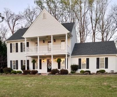 Anderson Single Family Home For Sale: 125 Towne Creek Trail