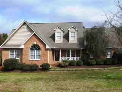 Anderson Single Family Home For Sale: 115 Lyndhurst
