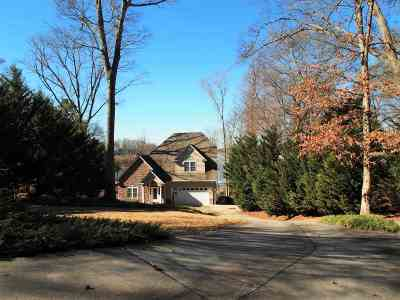 Lavonia, Martin, Toccoa, Hartwell, Lake Hartwell, Westminster, Anderson, Fair Play, Starr, Townville, Senca, Senea, Seneca, Seneca (west Union), Seneca/west Union, Ssneca, Westmister, Wetminster Single Family Home For Sale: 207 Windjammer Way