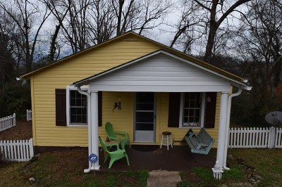 Clemson Single Family Home For Sale: 107 Gantt Street