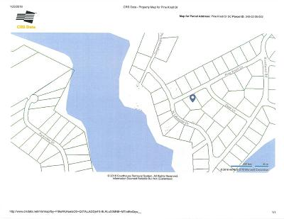 Fair Play Residential Lots & Land For Sale: Pine Knoll Drive