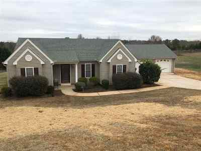 Easley Single Family Home For Sale: 120 Ballentine Road