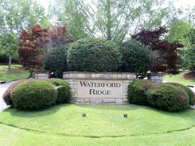 Residential Lots & Land For Sale: Lot 47 Waterford Ridge