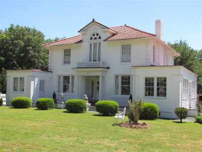 Anderson Single Family Home For Sale: 231 S Boulevard