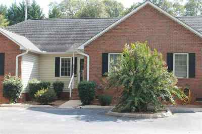 Easley Townhouse For Sale: 108 B Park Crossing
