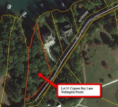Residential Lots & Land For Sale: Lot 33 Wellington Pointe