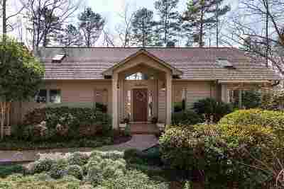 Keowee Key Single Family Home Contract-Take Back-Ups: 56 Commodore Drive