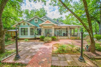 Anderson Single Family Home For Sale: 1201 Reed Road