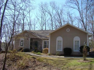 Single Family Home For Sale: 136 Loran Pointe Circle