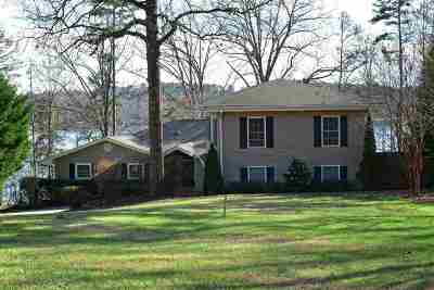 Lavonia, Martin, Toccoa, Hartwell, Lake Hartwell, Westminster, Anderson, Fair Play, Starr, Townville, Senca, Senea, Seneca, Seneca (west Union), Seneca/west Union, Ssneca, Westmister, Wetminster Single Family Home For Sale: 104 Raindrop Cir