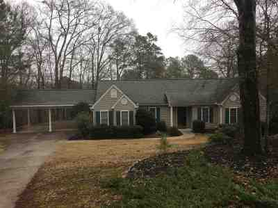 Anderson Single Family Home For Sale: 909 Pine Top Circle