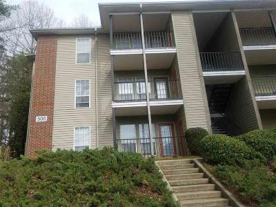 Clemson Condo For Sale: 155 Anderson Hwy, Unit 532