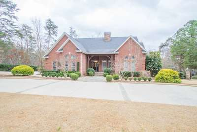 Anderson SC Single Family Home For Sale: $625,000