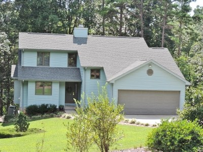 Single Family Home For Sale: 105 N Harbour Drive