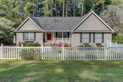 Townville Single Family Home For Sale: 333 Walnut Drive