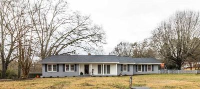 Anderson Single Family Home For Sale: 423 Tanglewood Drive