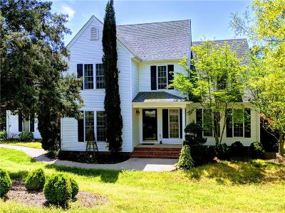 Anderson Single Family Home For Sale: 207 George B. Timmerman Drive