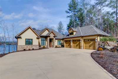The Reserve At Lake Keowee, Cliffs At Keowee, Cliffs At Keowee Falls North, Cliffs At Keowee Falls South, Cliffs At Keowee Springs, Cliffs At Keowee Vineyards Single Family Home For Sale: 112 Mountain Shore Trail