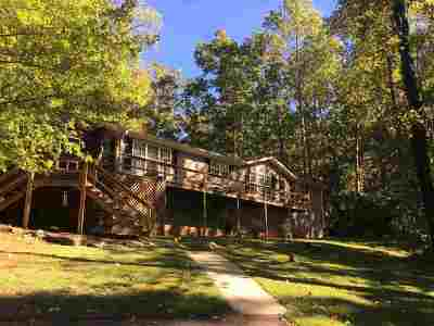 Westminster SC Single Family Home For Sale: $134,900