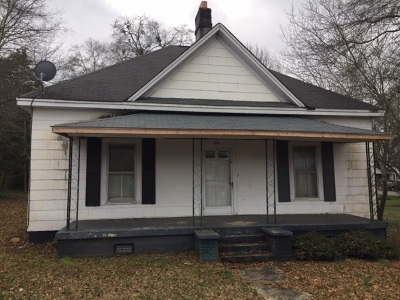 Belton Single Family Home For Sale: 103 Major Street