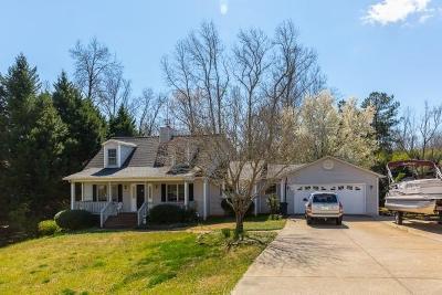 Seneca Single Family Home For Sale: 3036 Woodale Circle