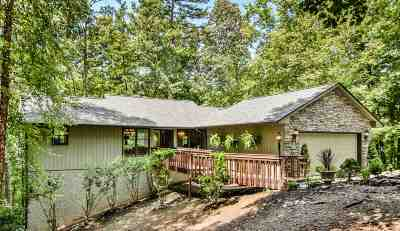 Keowee Key Single Family Home For Sale: 513 N Flagship Drive