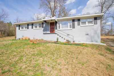 Anderson Single Family Home For Sale: 2033 Bolt Drive