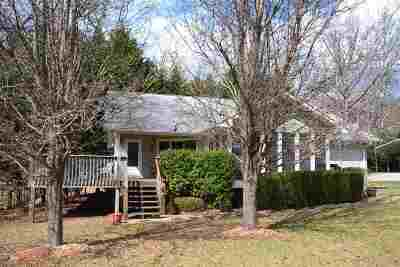 Toccoa GA Single Family Home For Sale: $239,000