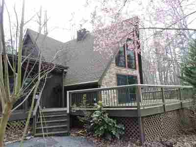 Single Family Home For Sale: 113 Indian Hills Drive