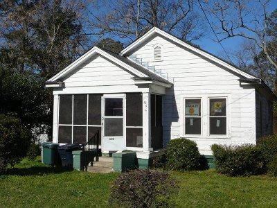 Anderson Single Family Home For Sale: 506 Caughlin Avenue