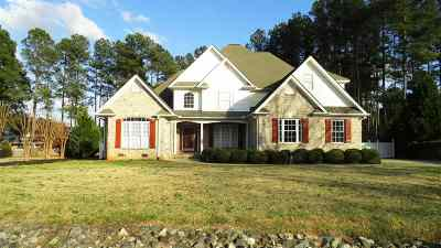 Anderson Single Family Home For Sale: 121 Spanish Wells